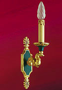 Empire Sconce
