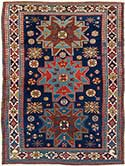 Antique Lesghi Oriental Rug