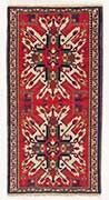 Eagle Kazak Medallion Rug