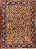 Masterpiece Antique Bakhshaish Oriental Rug
