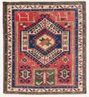 Kazak prayer Rug