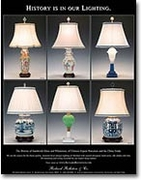 Historic Antique Lighting