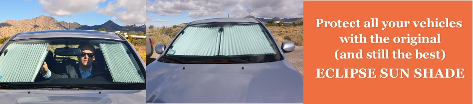 eclipse sunshade car sun shade