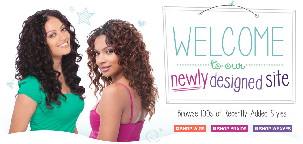 Welcome to our newly designed site for GMBShair.com Browse 100s of recently added styles of wigs, human hair, braiding hair, beauty supplies, beauty accessories, and much more
