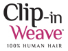 Sensationnel 100% Human Hair Clip In Weave