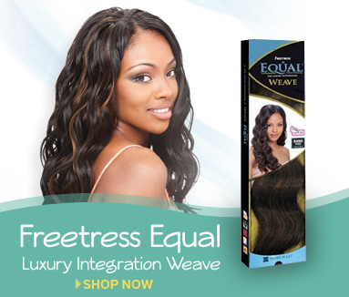 Shake n Go Freetress Equal Premium Quality Synthetic Hair