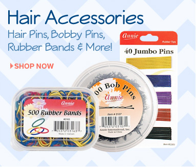 Annie Hair Accessories, Bobby Pins, Hair Pins, Rubber Bands