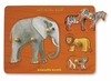 Crocodile Creek <br>Wood Puzzle <br>Jungle Animal