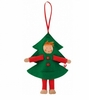 Kathe Kruse <br>Finger Puppet <br>Fir Tree