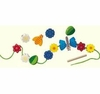 Haba Threading Beads <br> Bambini Flowers