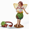 Schleich Fantasy <br>Chestnut Elf with Fellow