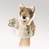 Folkmanis Puppet <br>Little Wolf