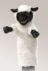 Folkmanis Puppet <br>Black Faced Sheep