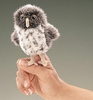 Folkmanis Puppet <br>Mini Spotted Owl