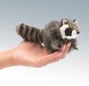 Folkmanis Puppet <br>Mini Raccoon