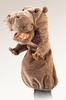 Folkmanis Puppet <br>Stage Hippo
