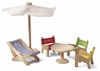 Plan Toys <br>Patio Furniture
