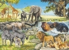 Ravensburger 100 Piece <br>African Afternoon