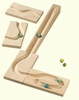 Haba Marble Runs <br>Slowing Track