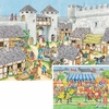 Ravensburger Puzzle<br>The Fortress