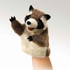Folkmanis Puppet <br>Little Raccoon
