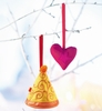 HABA Ornament <br>Heart and Bell