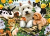 Ravensburger 300 Piece <br>Happy Animal Buddies