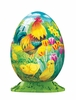 Ravensburger Puzzle <br>30 Piece Puzzleball <br>Chicks Egg