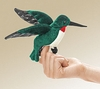 Folkmanis Puppet <br>Mini Hummingbird