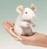 Folkmanis Puppet <br>Mini Pet Mouse