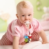 HABA Baby <br>Pixie's World <br>Pacifier Chain