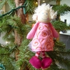 Haba Ornament <br>Rosa Angel