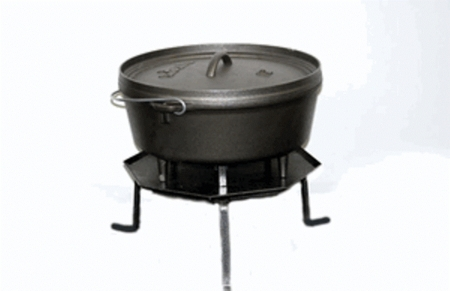 Dandy Dutch Oven Stand