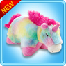 Rainbow Unicorn 11""