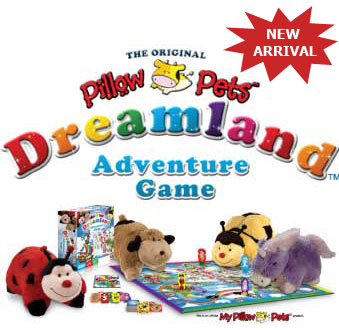 Pillow Pets Adventure Game