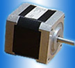 NEMA 17 2-phase Hybrid Stepper Motor 2S17H Series