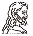 Christ engraving design option