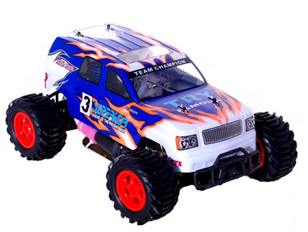 4WD On-Road Racing SUV Winner Pro RS4 Nitro Gas Truck RC 1/14 RTR 40mph Car with Starter kit