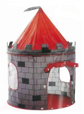 Knights Tent Prince Play Castle Boys Play Hut