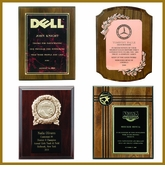 Recognition Award Plaques and Certifcates