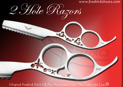 Signature 2 Hole Razors