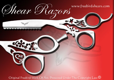 Signature Shear Handle Razors