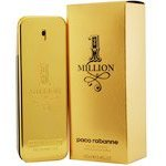1 MILLION BY Paco Rabanne For Men EDT SPRAY 1.7 OZ