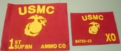 USMC Custom Guidons