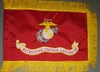 USMC Organizational Flag Miniature Framable