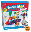 Tinker Toy Transit Building Set