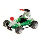 Planet Heroes Deluxe Action Figure Moon Buggy