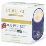 L'Oreal Dermo-Expertise Age Perfect Anti-Sagging & Ultra Hydrating Night Cream for Mature Skin - 2.5 oz