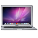 "Apple MacBook Air 13.3"" Core 2 Duo 1.86GHz 2GB 128GB Flash nVidia 320M"