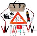 40 Piece Auto Emergency Tool Kit